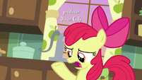 "Apple Bloom ""what's the big deal?"" S7E13"