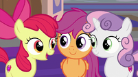"Apple Bloom ""what are we waitin' for?"" S8E12"