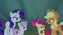 "Applejack ""maybe we could tell some stories"" S7E16"
