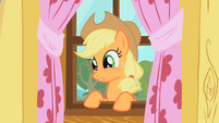 Applejack talks to the CMC S1E18