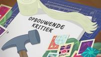 Choose Your Own Ending Short 8 Title - Dutch