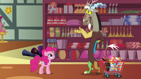 "Discord ""I'm hosting a tea party for her"" S7E12"