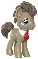 Dr. Hooves Vinyl Figurine