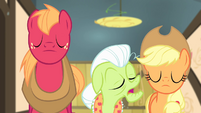 "Granny Smith ""So, we here have decided"" S4E17"