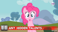 """Hot Minute with Pinkie Pie """"better wrap this up soon"""""""