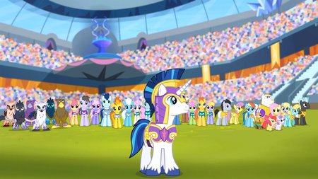 Identificador-Los Juegos de Equestria