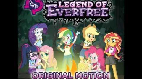 Legend of Everfree - English
