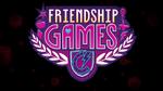 Logo de los Juegos de la Amistad