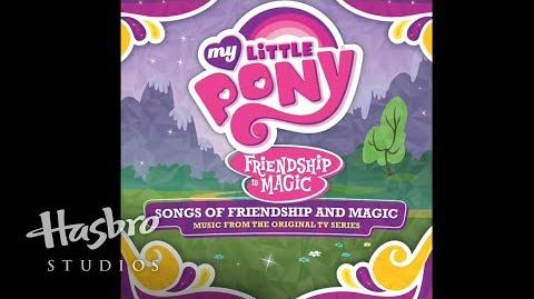 "MLP Friendship is Magic - ""Becoming Popular"" OFFICIAL AUDIO"