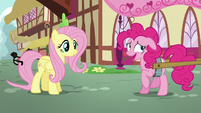 "Pinkie ""what a surprise!"" S5E19"