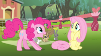 Pinkie 'It'll be so amazing!' S4E14