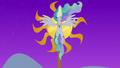 Princess Celestia raising the sun S4E02.png
