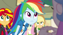 Rainbow Dash -that's not what's happening- EG2