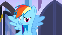 Rainbow Dash Directionless S3E12