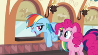 Rainbow Dash and Pinkie Pie S2E24