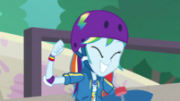Rainbow Dash is super-stoked EGDS32
