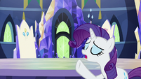 "Rarity ""Pony of Shadows"" S9E1"