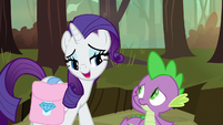 "Rarity ""a cream that works wonders"" S8E11"
