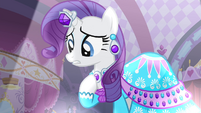 Rarity 'Do you really think so' S4E13