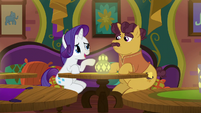 """Rarity singing """"be what they want you to be"""" S6E12"""