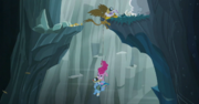 S05E08 Gilda, Pinkie i Rainbow w pułapce