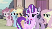 Starlight -This is a perfectly normal part of the equalization process- S5E02