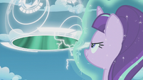 Starlight watching the time portal close S5E25