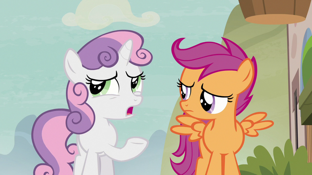 """File:Sweetie Belle """"trick a pony into drinking a love potion"""" S7E8.png"""