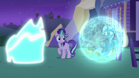 Thorax turning back to normal S6E25