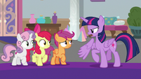 "Twilight ""you are Cozy Glow's tutors"" S8E12"