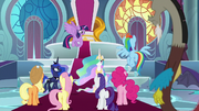 "Twilight Sparkle ""the ultimate battle"" S9E24"