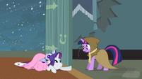 Twilight Sparkle -Yes, your majesty- S2E11