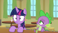 Twilight making another realization S9E5