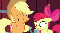 Apple Bloom realizes something S5E17