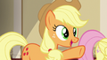 """Applejack """"you've just stepped in a confession!"""" S6E20.png"""