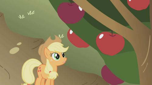 Applejack apples S1E04