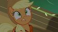 Applejack looking frightened S4E09.png