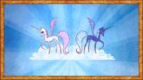 Book Princess Celestia and Luna S01E01