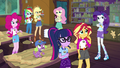 Equestria Girls listening to Celestia's announcement EG4.png