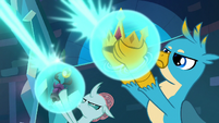 Ocellus and Gallus raise their artifacts S8E26