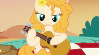 Pear Butter starts playing the guitar S7E13