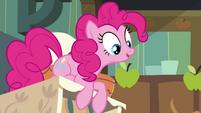 "Pinkie Pie ""Can we taste it now?"" S4E18"