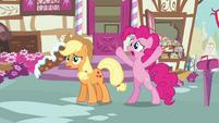 Pinkie Pie 'Wait!' S3E07