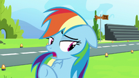 "Rainbow Dash ""if you're willing to help me"" S7E7"