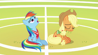 Rainbow Dash --this didn't go how I thought-- S6E18