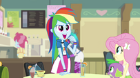Rainbow Dash -they'll never even know what hit 'em- EG2