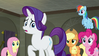 "Rarity ""I'll need the best of the best"" S6E9"