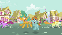 Snips and Snails surprised S3E05