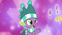 Spike admiring jewel earrings MLPBGE