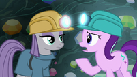 """Starlight """"you can tell that from a line"""" S7E4"""